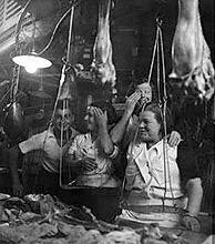 Dora Maar, Mercado de la boqueria