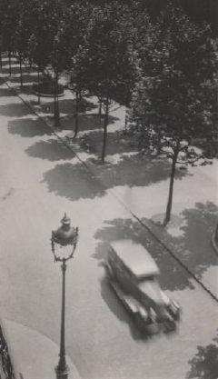 Dora Maar, vue de Paris, 1930