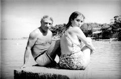 Picasso et Dora Maar à Mougins